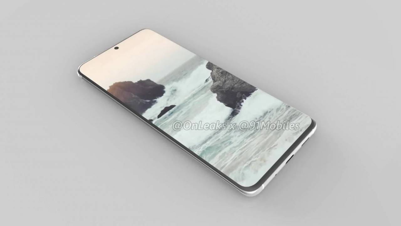 Galaxy S11 renders show a migrating front camera