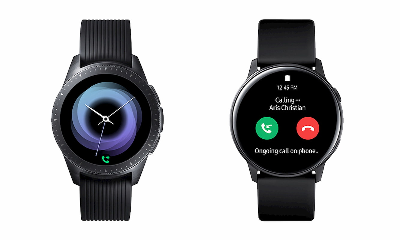 Here is Your Very First Look at the Samsung Galaxy Watch 3  |Galaxy Watch 3