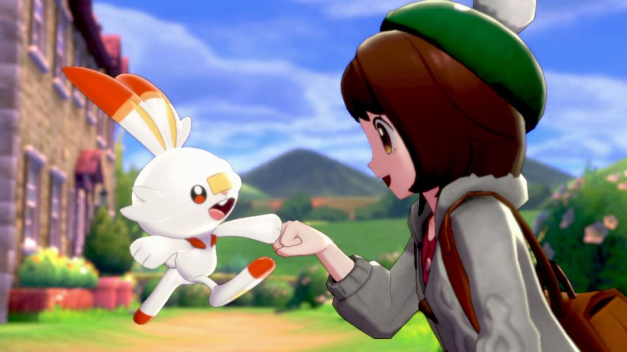 Pokemon Sword and Shield first impressions: My kingdom for a Bulbasaur