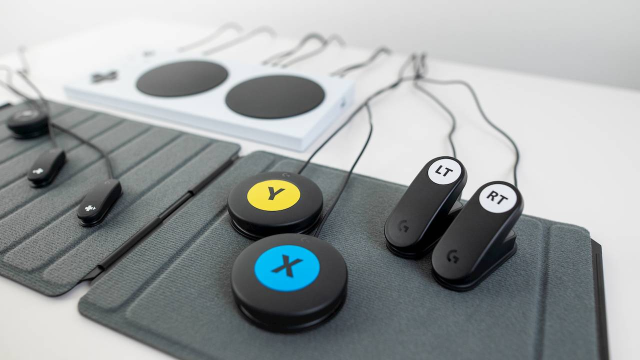 Logitech G Adaptive Gaming Kit wants to outfit your Xbox Adaptive Controller