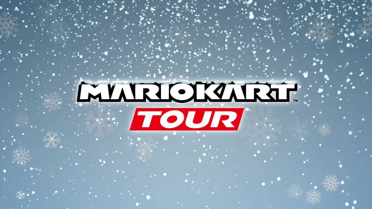 Mario Kart Tour kicks off Winter Tour with new drivers and items