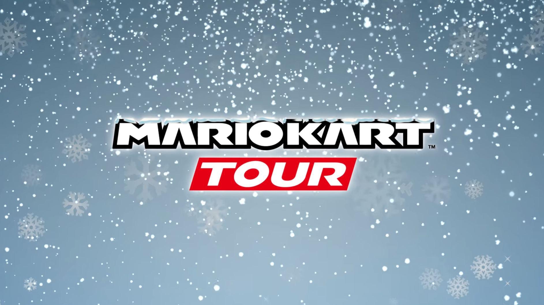 Mario Kart Tour Kicks Off Winter Tour With New Drivers And