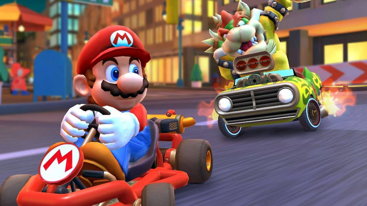 Mario Kart Tour multiplayer beta arrives in December, but only if you pay up
