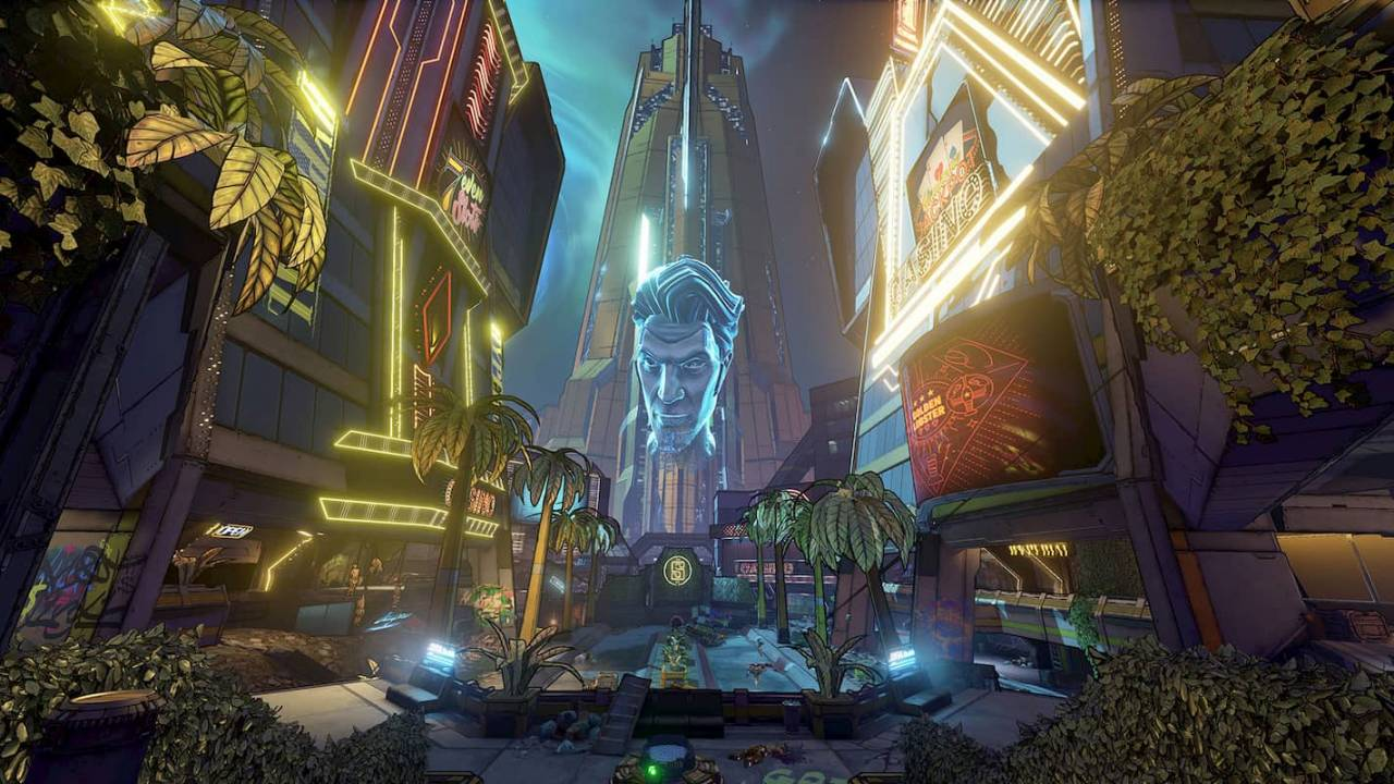 Borderlands 3 first story DLC revealed: Moxxi's Heist of the Handsome Jackpot