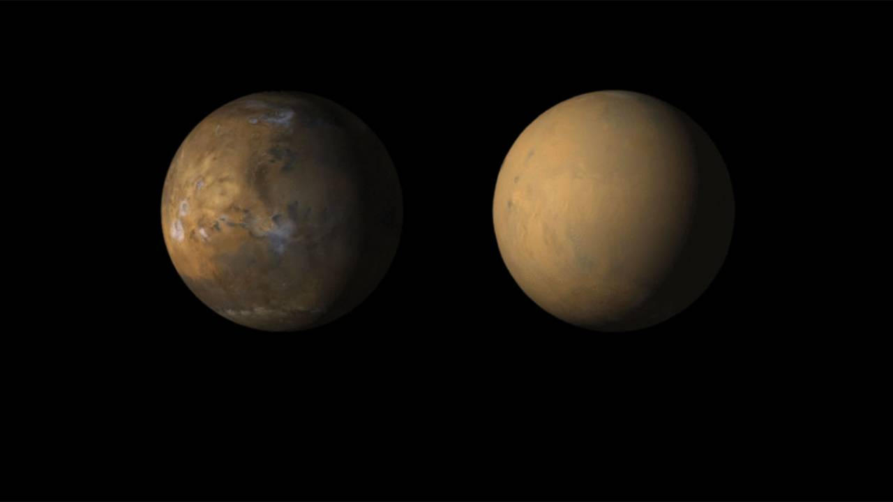 NASA details massive Mars dust towers as wide as Nevada