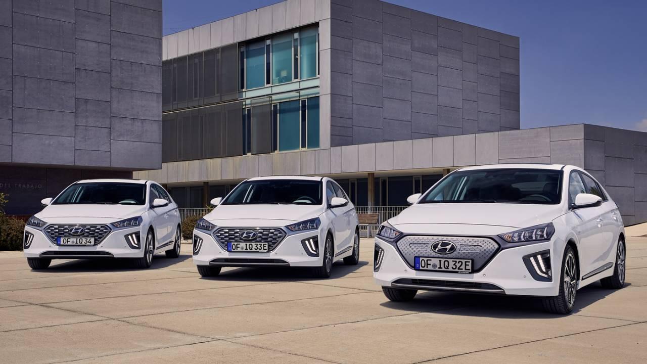 2020 Hyundai Ioniq Electric range increase official ahead of big EV push