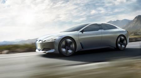 BMW i4 Gallery