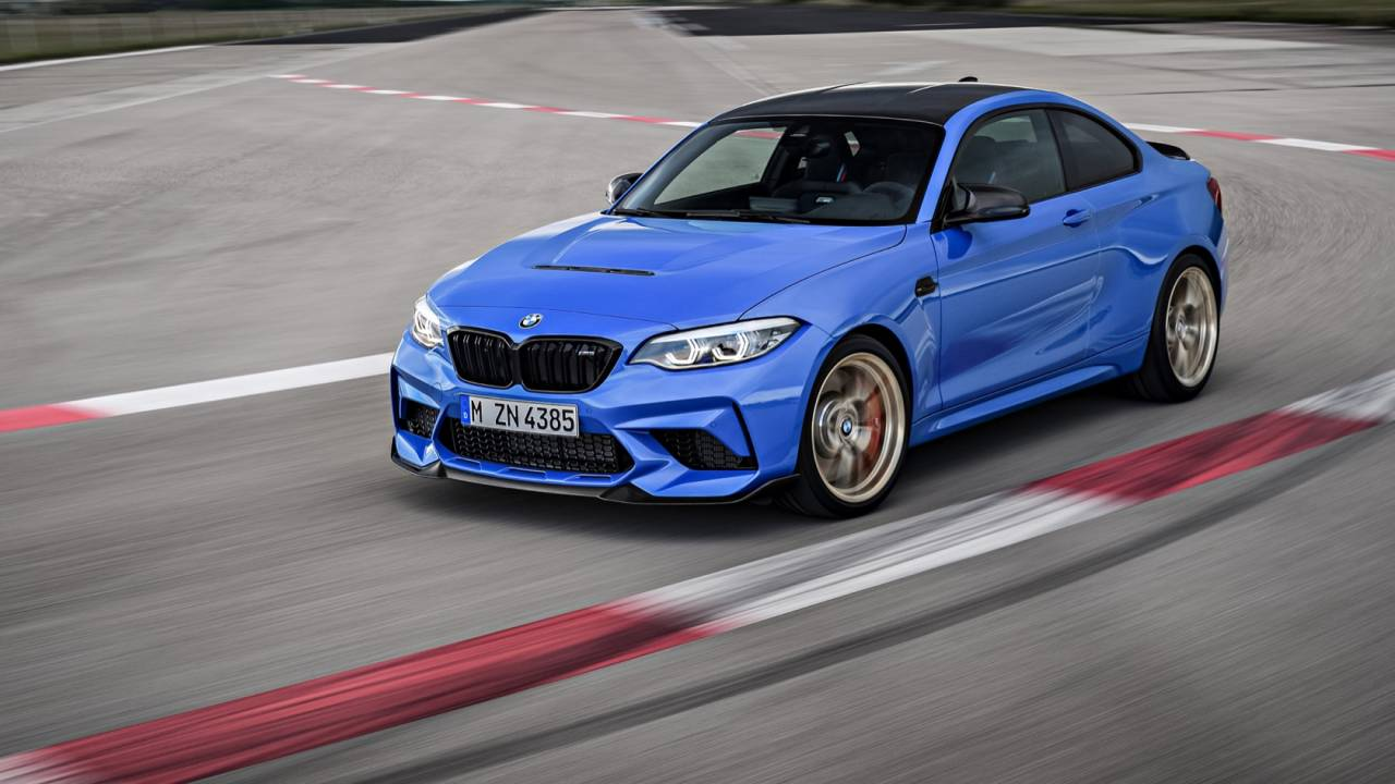 2020 Bmw M2 Cs Is The Punchy Coupe Purists Were Waiting For Slashgear