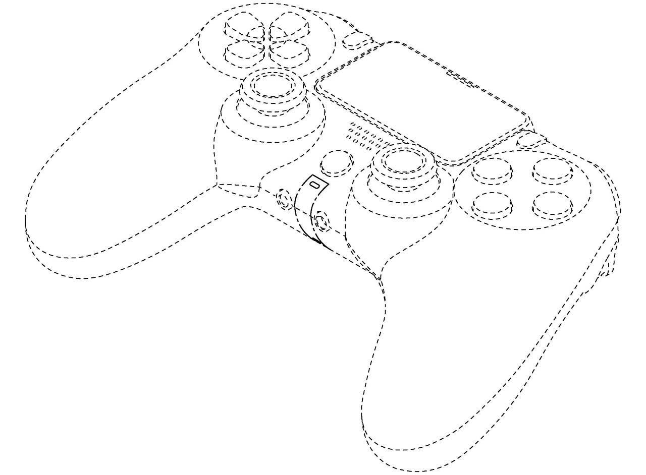 Hasil gambar untuk ps5 patent design