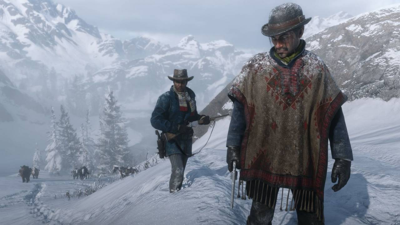 Red Dead Redemption 2 PC version seems plagued with issues