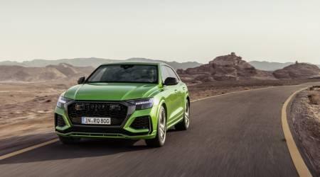 2020 Audi RS Q8 Gallery