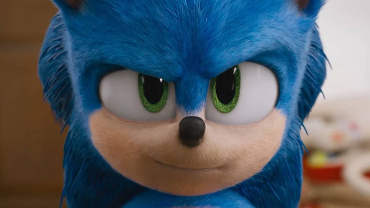 Sonic movie redesign trailer is a whole lot less creepy
