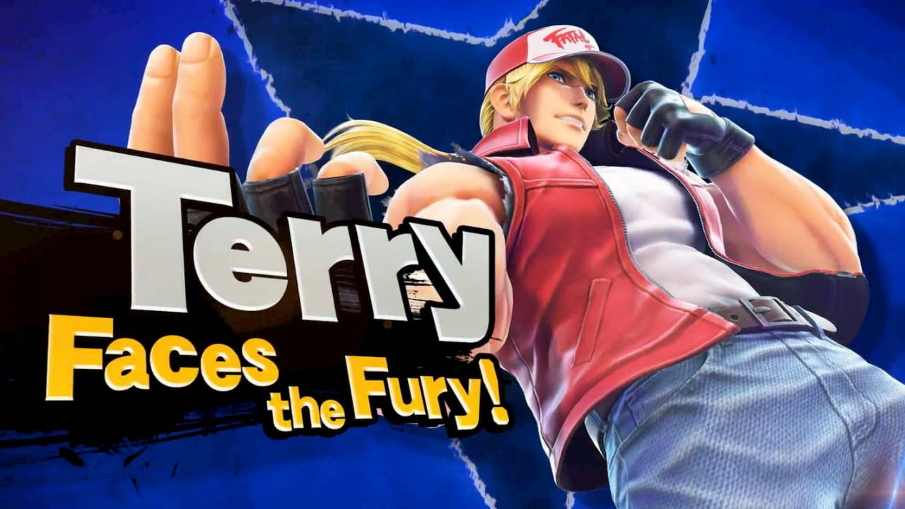 Super Smash Bros. Ultimate Terry Bogard DLC is getting a 45 minute livestream