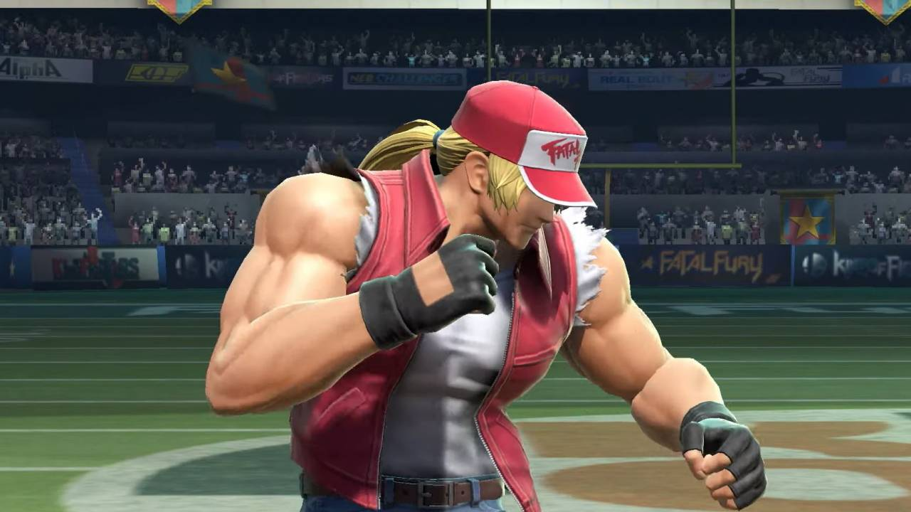 Super Smash Bros Ultimate Terry Bogard DLC detailed and released