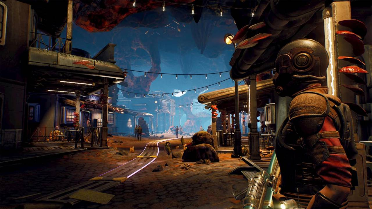 The Outer Worlds is coming to Switch sooner than we expected