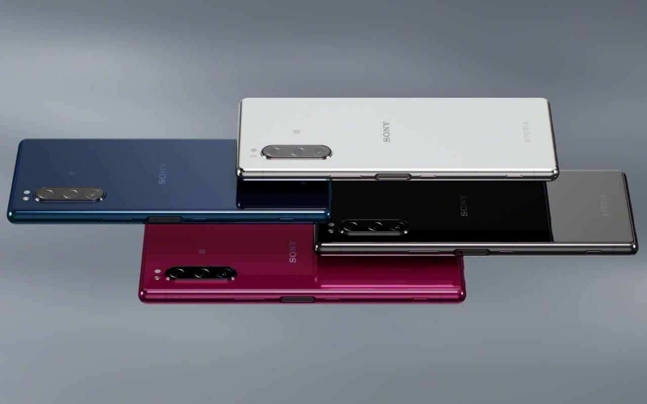 Xperia Android 10