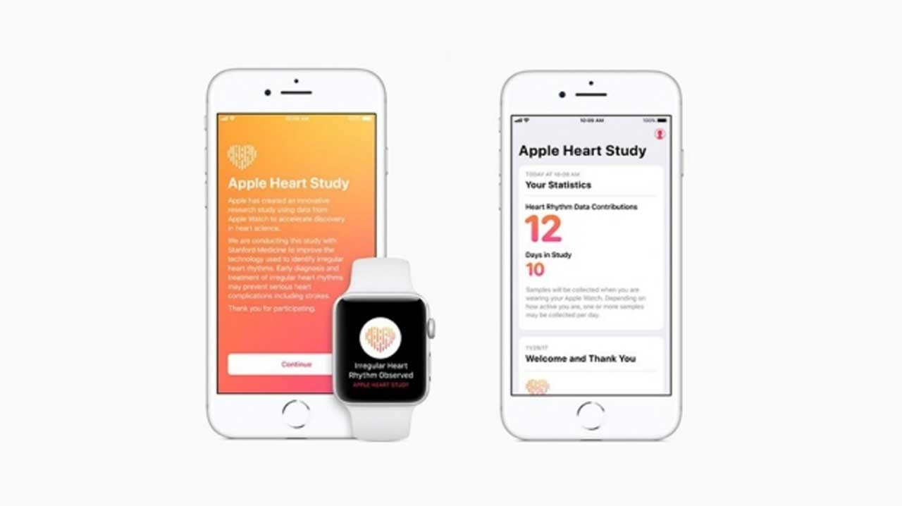 Stanford Medicine Apple Watch study shows heart warnings work