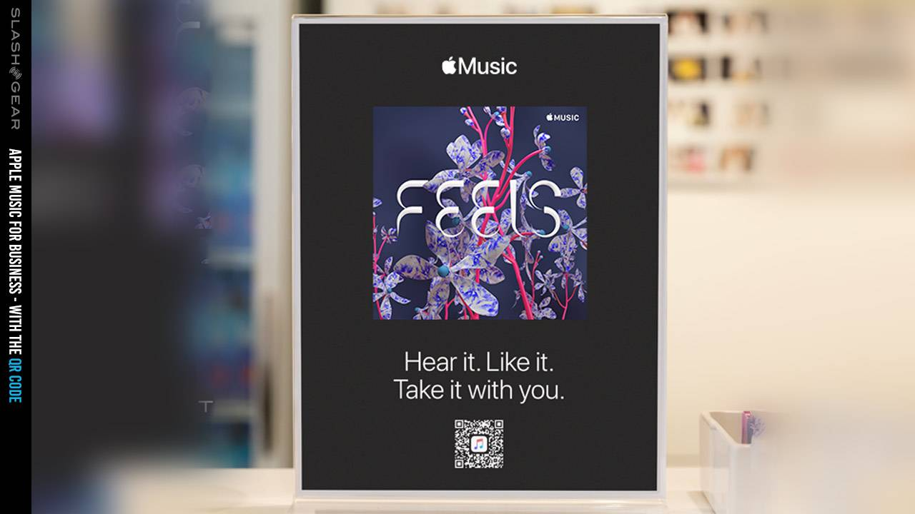 Apple Music for Business muzak now competing with Pandora, Spotify