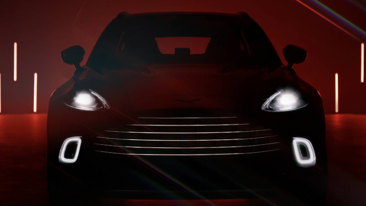 Aston Martin DBX price revealed as luxury SUV's interior exposed