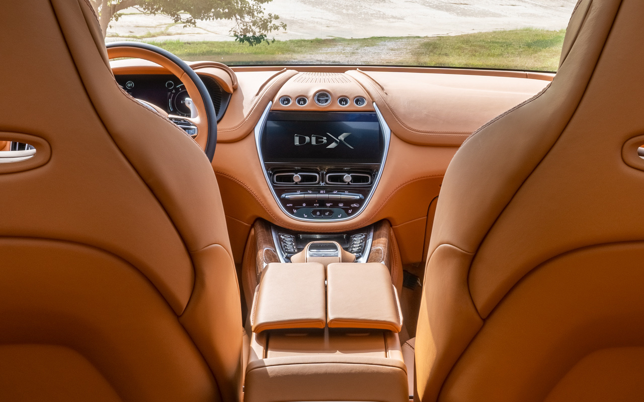 Aston Martin Dbx Price Revealed As Luxury Suv S Interior