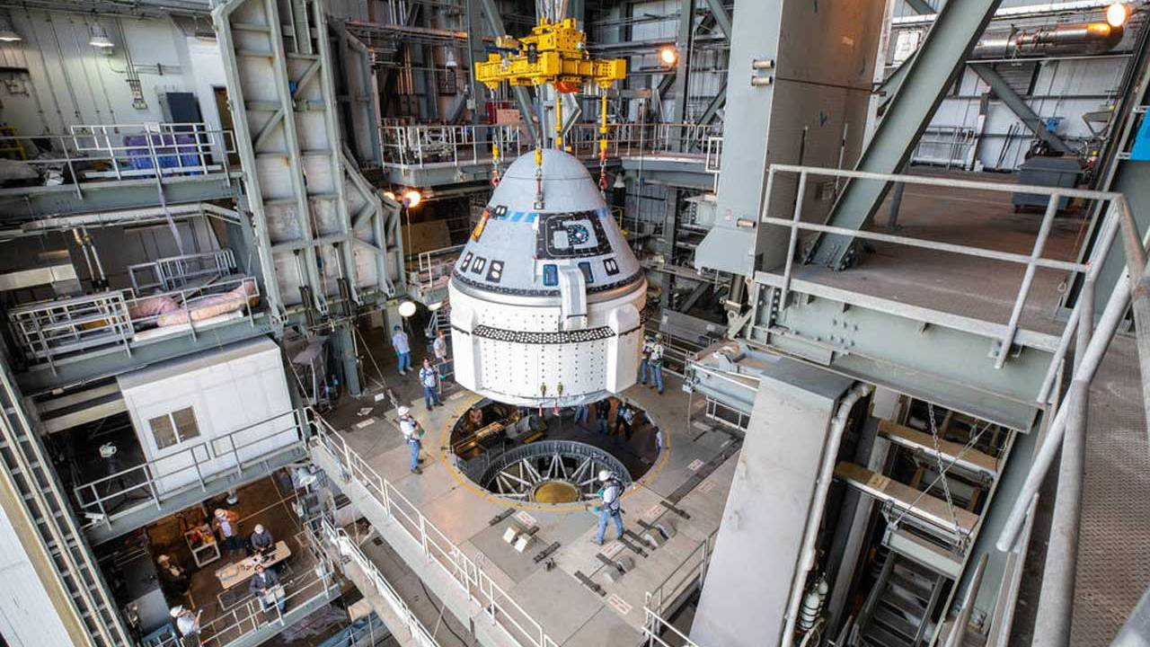 Boeing CST-100 Starliner takes a big step towards launch