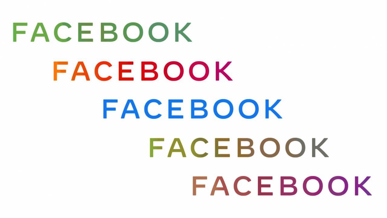 Tendances graphiques web 2020 - Nouvelle identité de Facebook