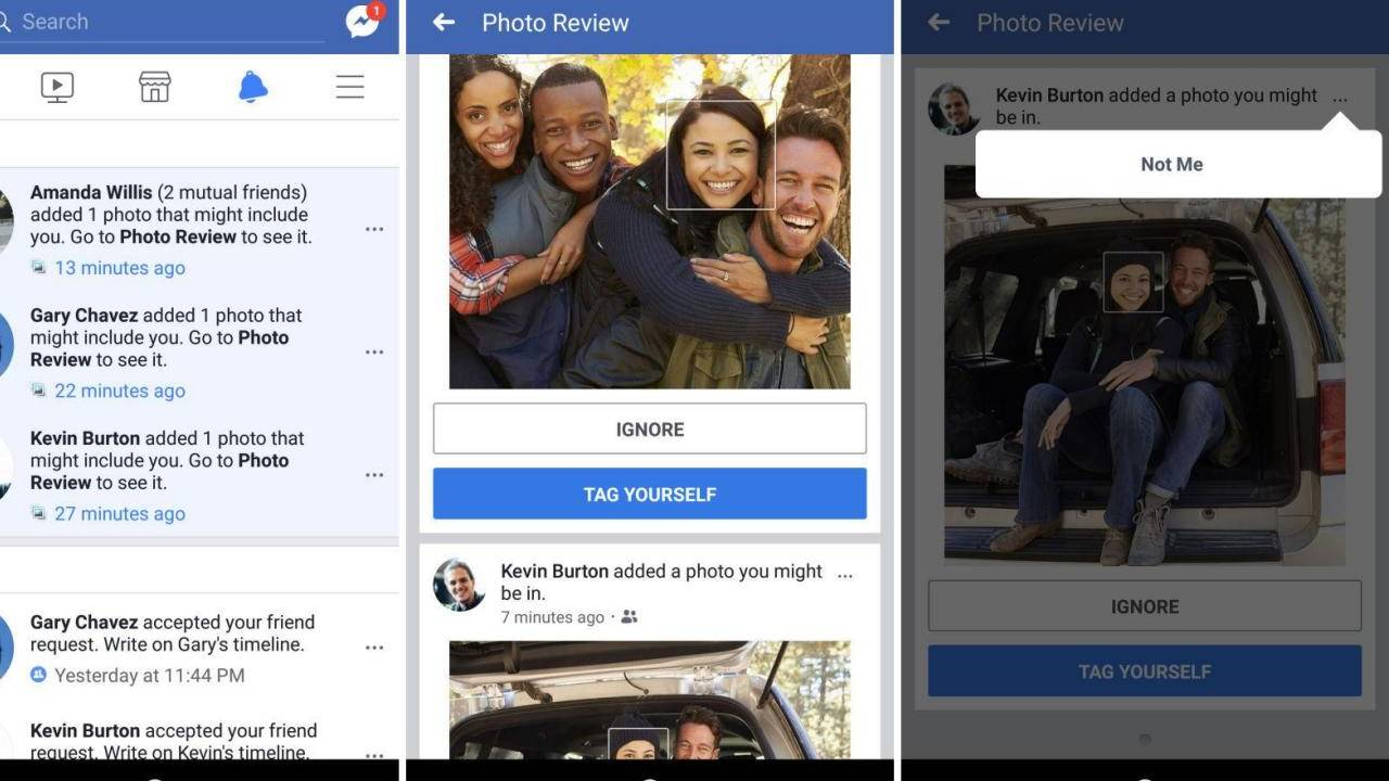 Facebook internal face recognition app could identify employees and friends