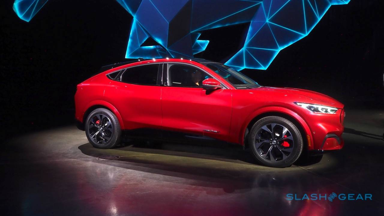 Ford's Mustang Mach-E unveil got an unexpected response from Elon Musk