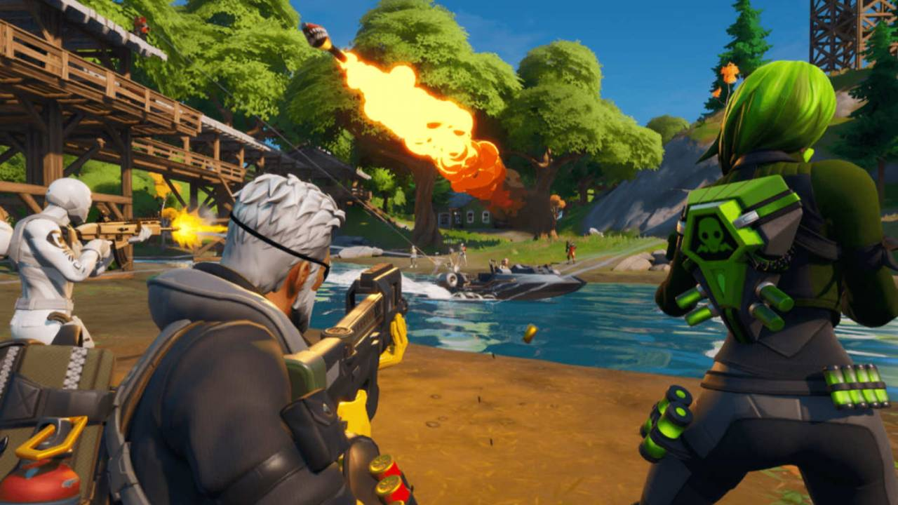 Fortnite leak hints at tornado grenades, cloning machines, new traps