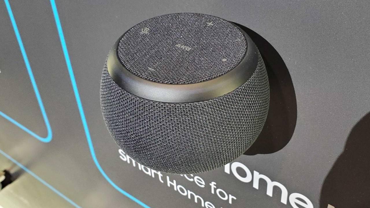 Galaxy Home Mini IR blasters will turn the speaker into a universal remote