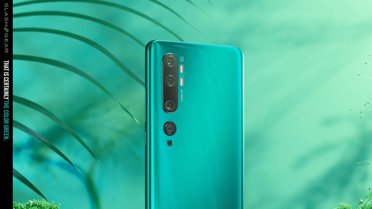 Mi CC9 Pro released with 108MP camera tied for world's best