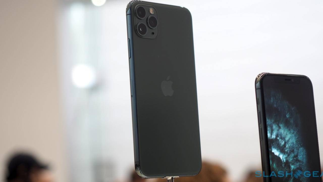 iPhone 11 Pro Max cameras fall behind Xiaomi Mi CC9, Huawei Mate 30 Pro
