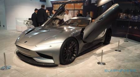 Karma Automotive SC2 Gallery