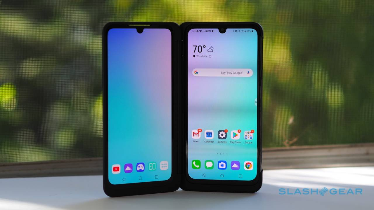 LG G8X ThinQ Review – Dual Screen Android is unexpected fun