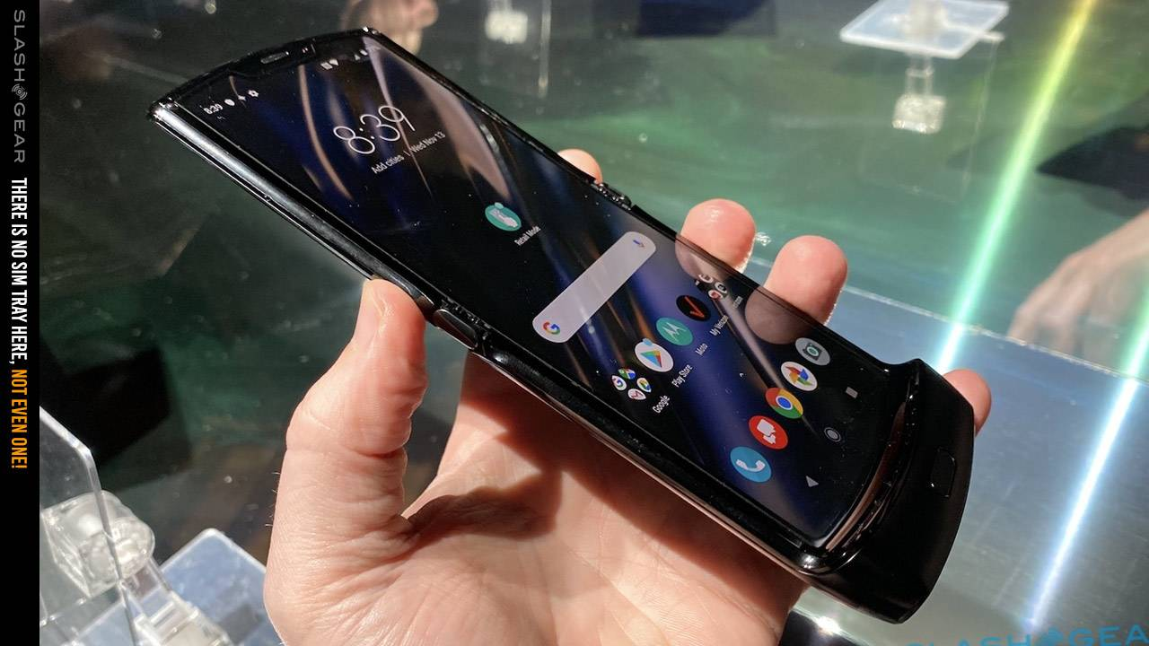 New Motorola Razr is eSIM-only: Here's what that means
