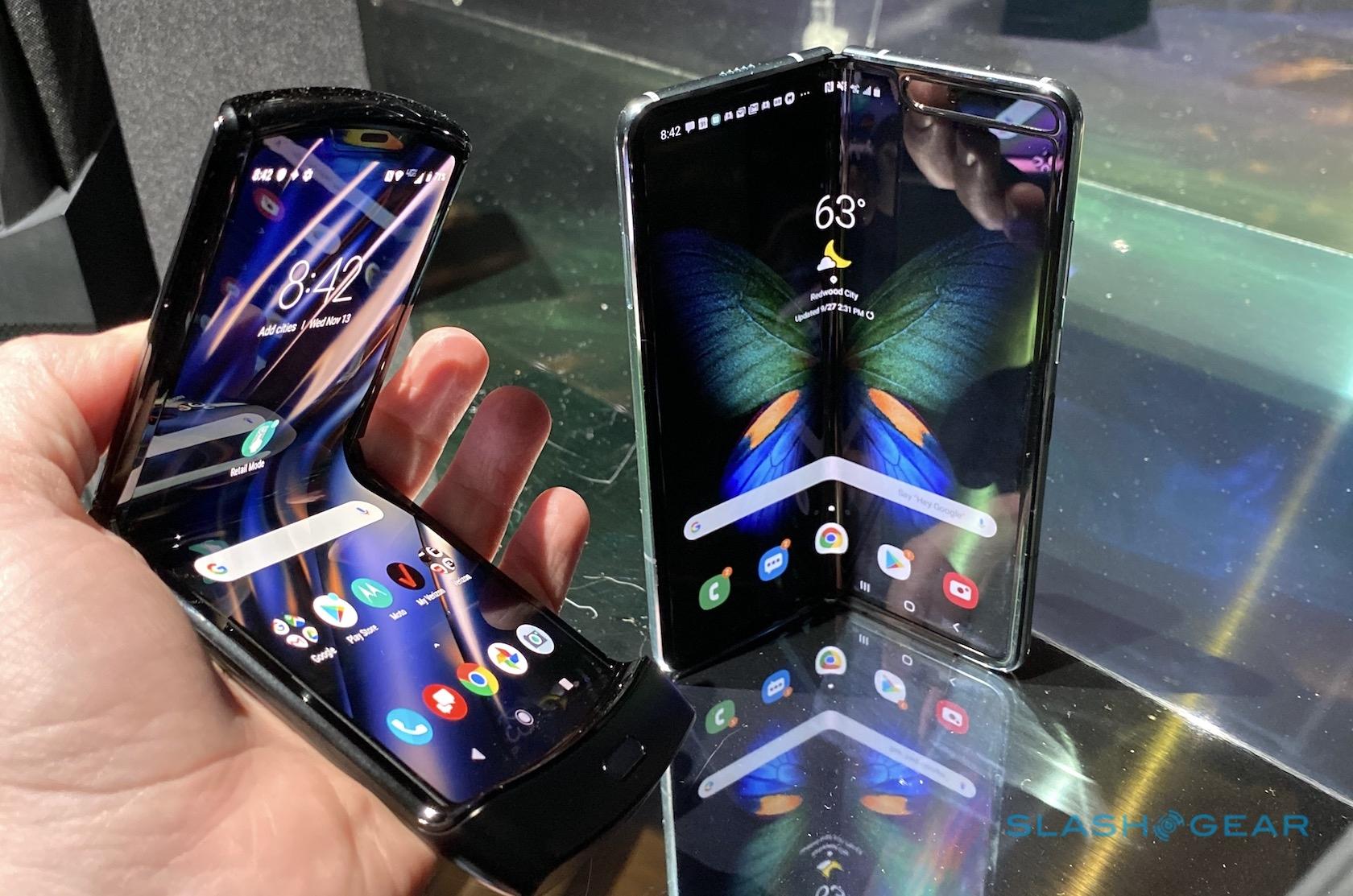 Motorola Razr 2019 Screen Repair Price Is Surprisingly Low Slashgear