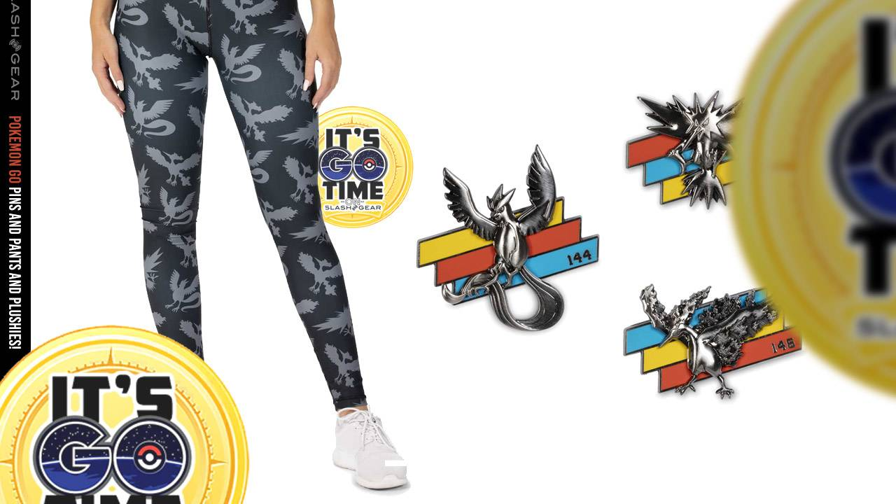 Pokemon GO gear released by official Pokemon Center in time for holidays