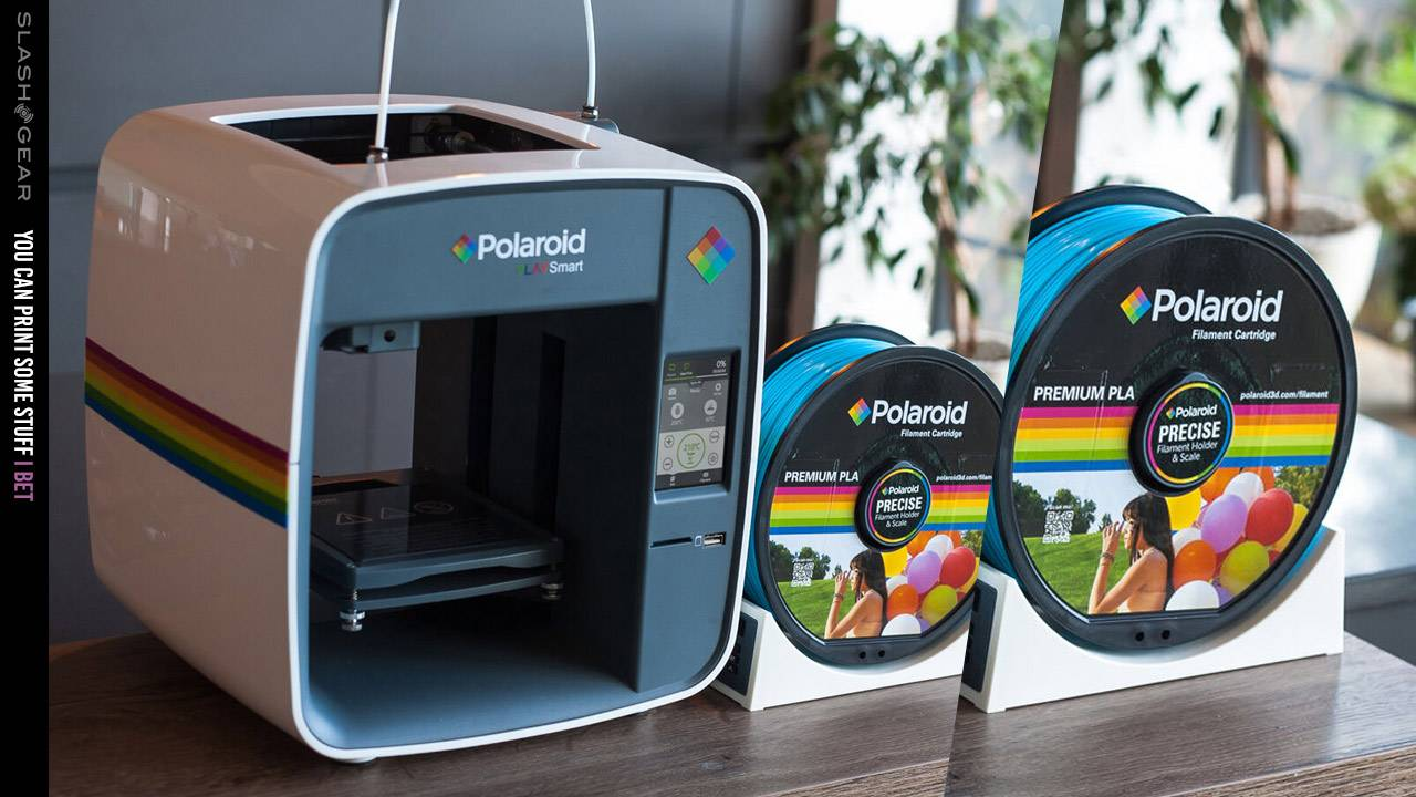 Polaroid PlaySmart 3D Printer released in USA at JOANN
