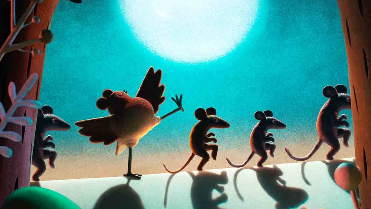 Netflix reveals stop-motion holiday special from creators of Chicken Run