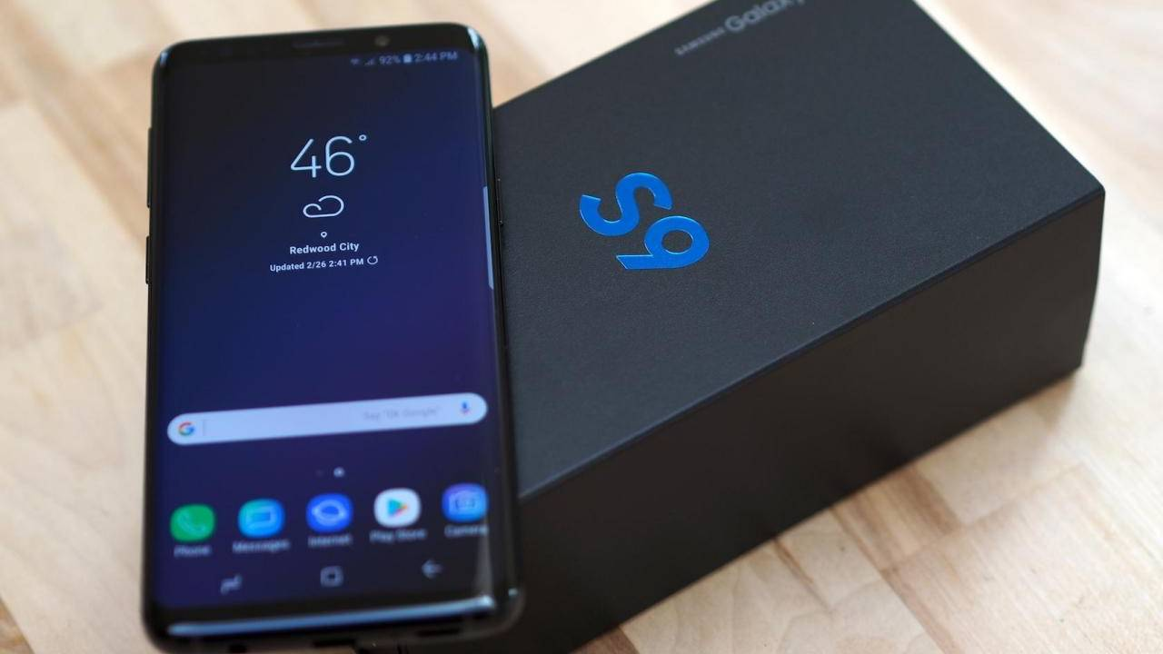 Galaxy S9 Android 10 One UI 2.0 beta begins with some bad news