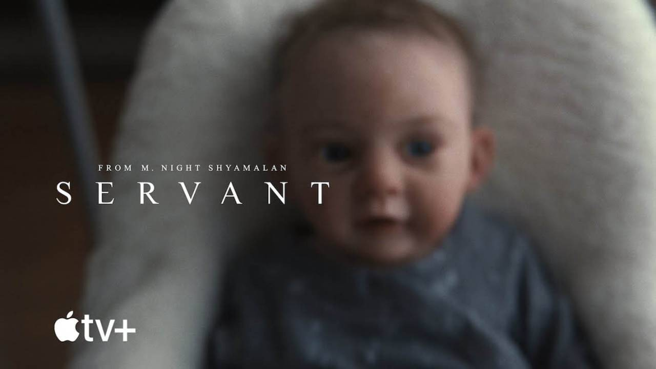 Apple renews M. Night Shyamalan series Servant for second season