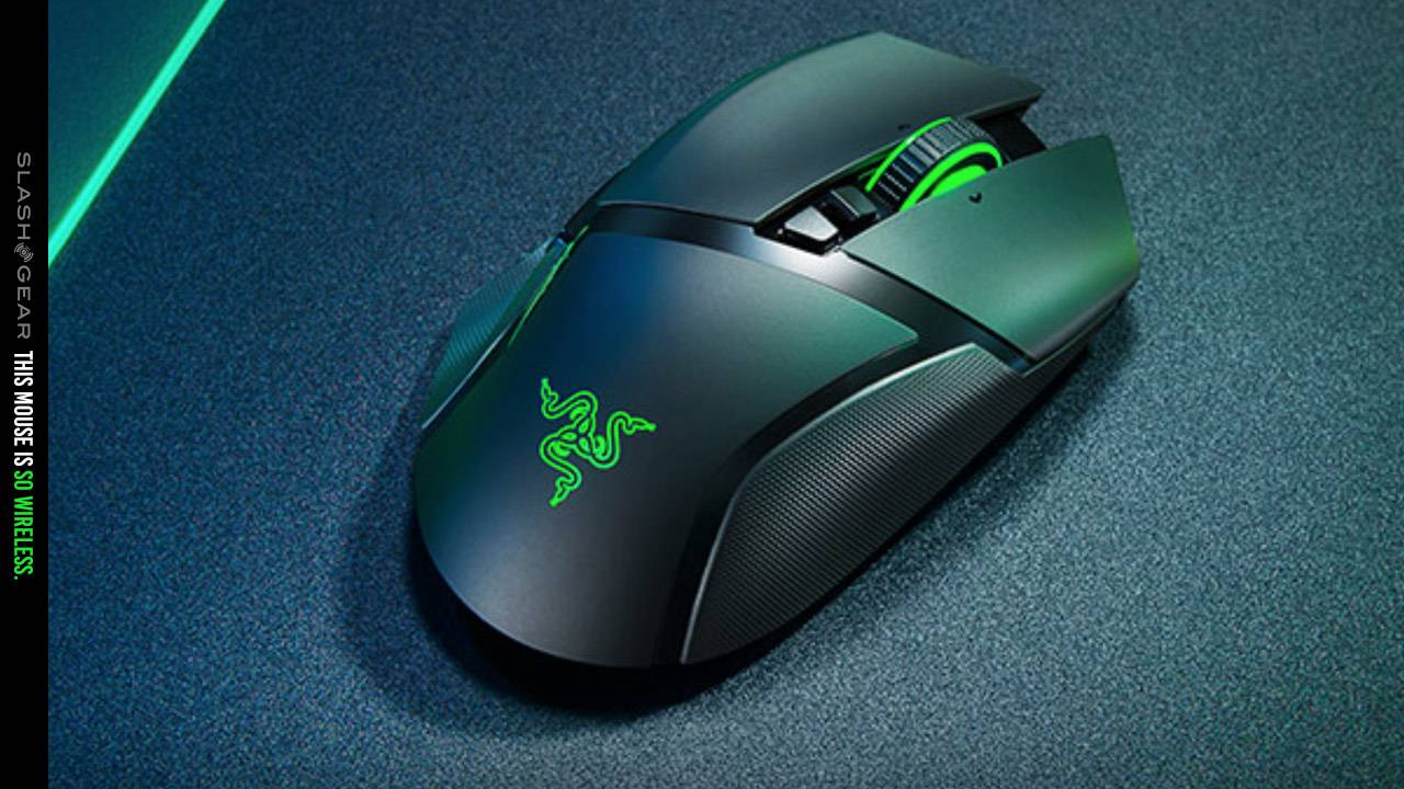 Razer Basilisk Ultimate and X HyperSpeed mouse details defy gaming norm