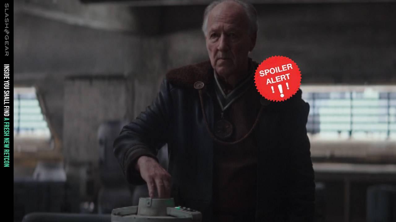 The Mandalorian Episode 3 reveals Star Wars deep cut mystery