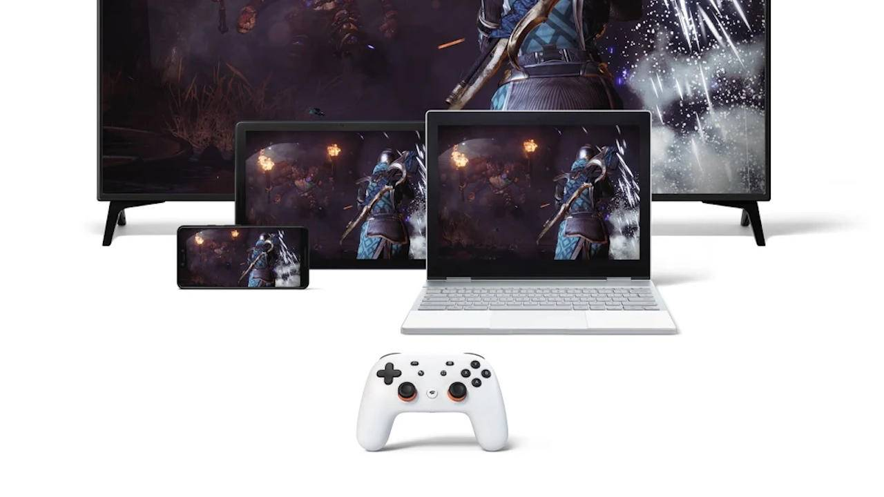 Google Stadia Controller manual appears online ahead of launch day