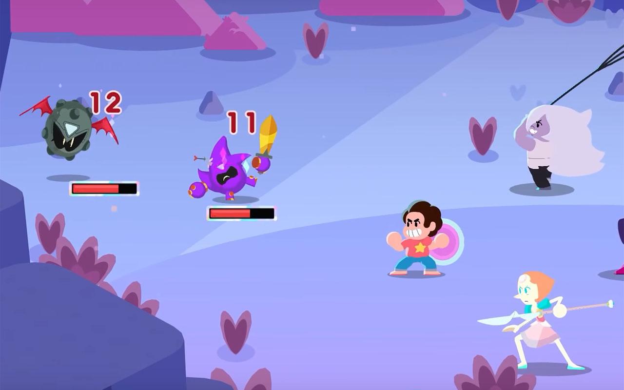 Apple Arcade Gets Cartoon Network S Steven Universe Mobile Game Slashgear