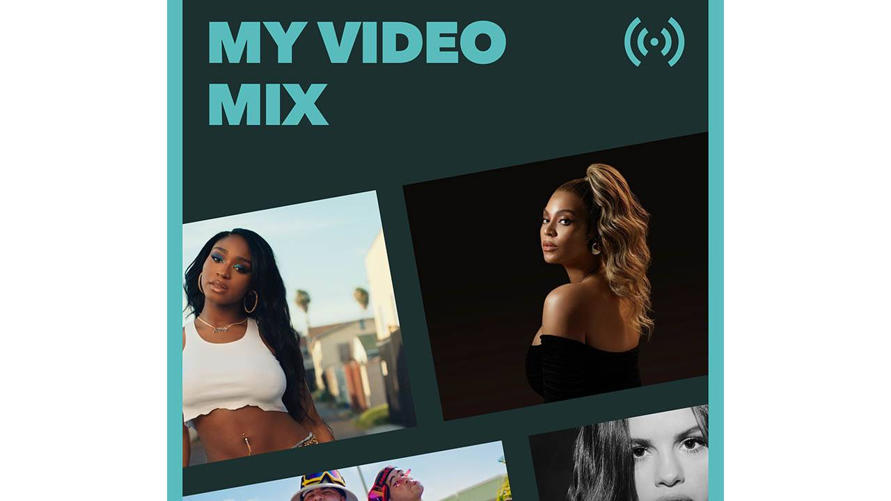 TIDAL 'My Video Mix' playlists help users discover new music videos