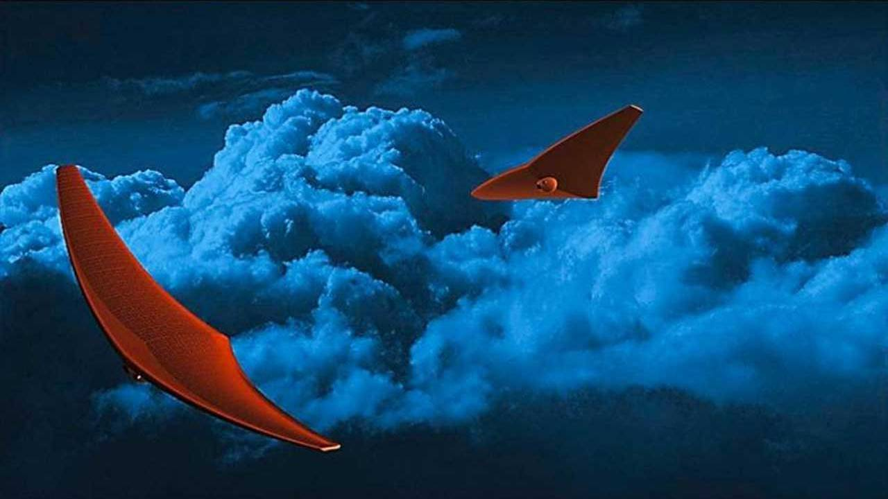 Researchers create stingray-shaped spacecraft that may explore Venus