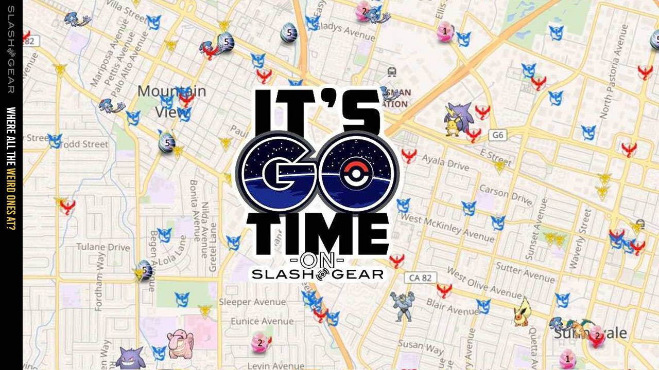 The last Pokemon GO maps and trackers that still work in late 2019