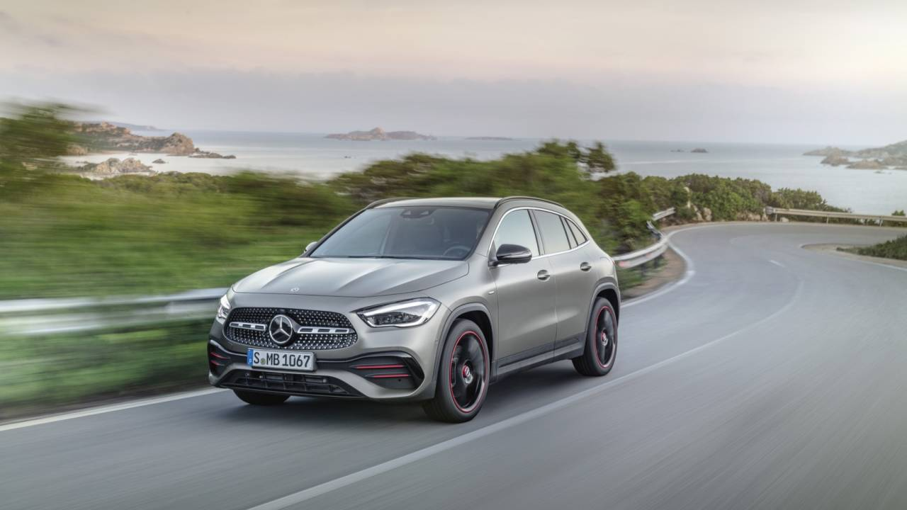 2021 Mercedes-Benz GLA Gallery
