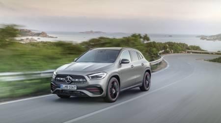 2021 Mercedes-Benz GLA Gallery